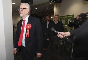 Jeremy Corbyn dice que no volverá a ser el candidato laborista en unas elecciones.