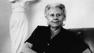 La sogra de Margarida Puig