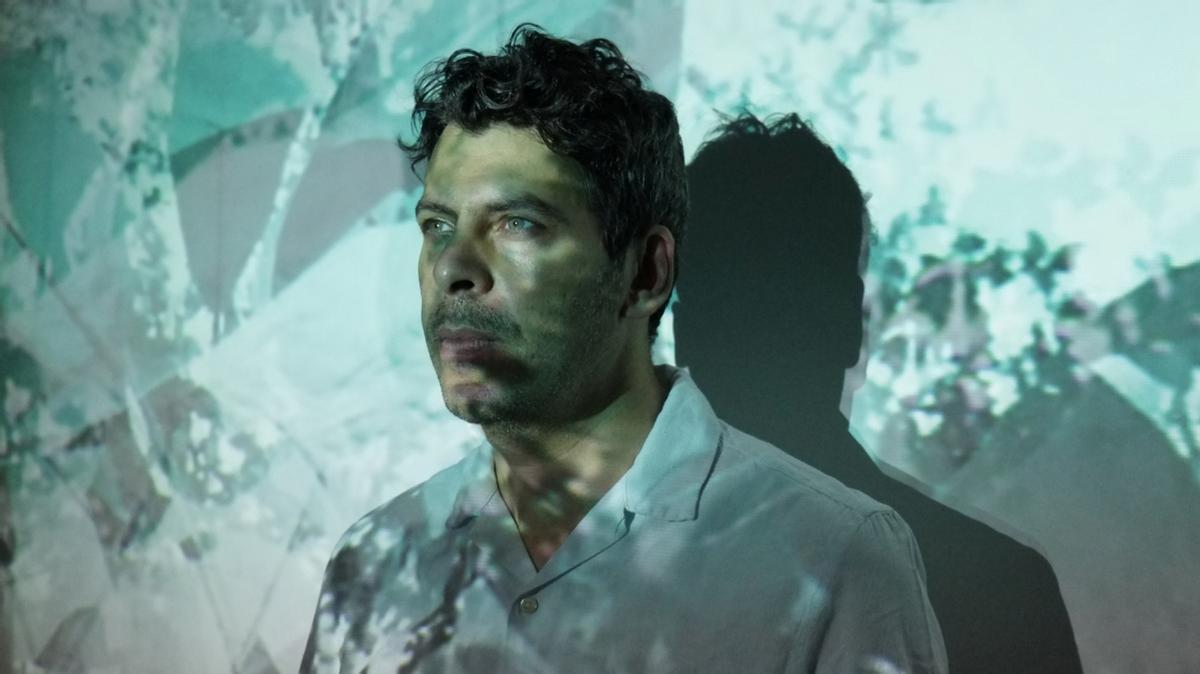 El artista Andrew Pekler participa en el festival con una instalación sonora.