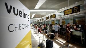 Vueling cancel·la els vols a Vílnius, Rabat i Xeremiétivo