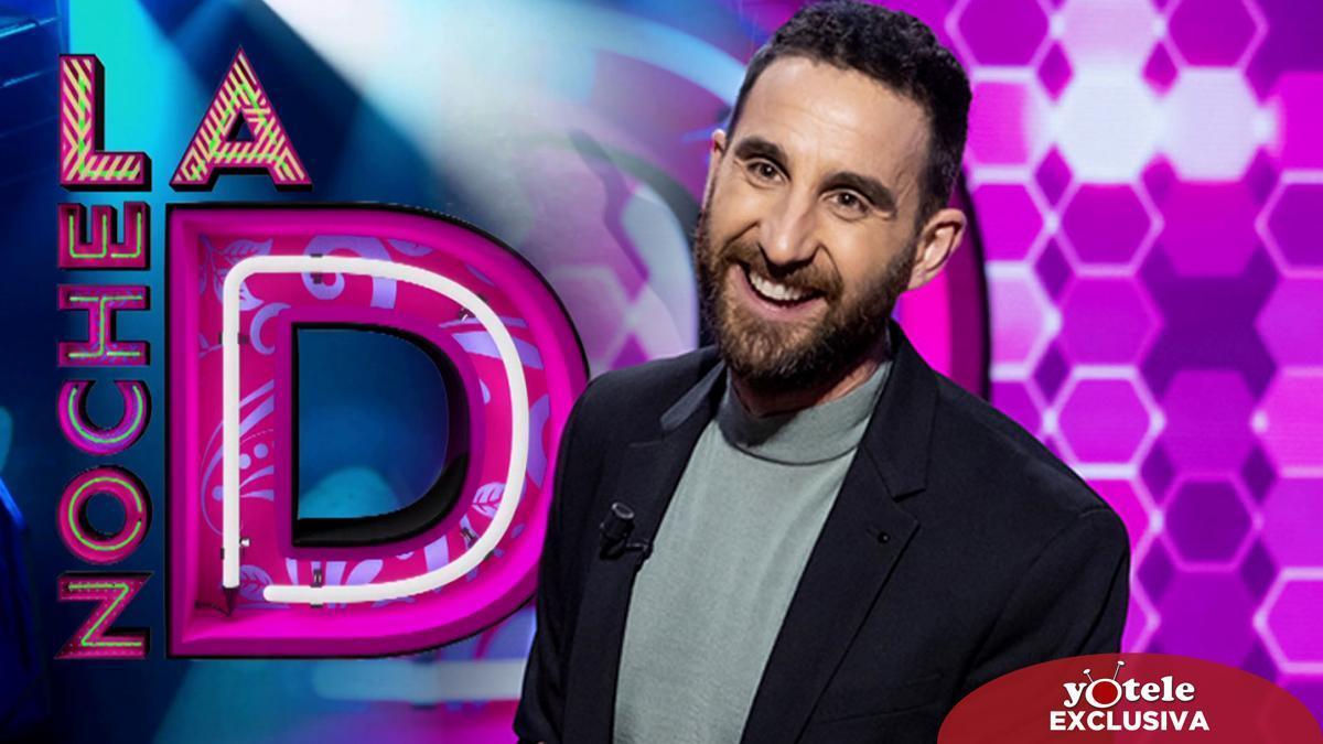 Dani Rovira vuelve a TVE: presentará la segunda temporada de 'La noche D' con importantes novedades