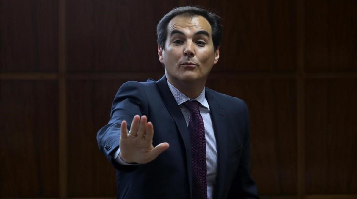 El secretario de Estado de Seguridad, José Antonio Nieto.