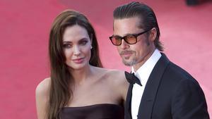 Brad Pitt obtiene la custodia compartida de sus hijos