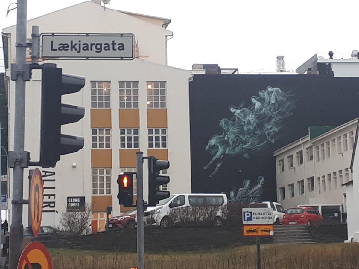 La capital de Islandia, Reykiavik