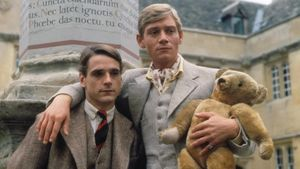 Jeremy Irons y Anthony Andrews, en 'Retorno a Brideshead'.
