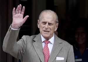 El duque de Edimburgo, en una imagen de 2012.