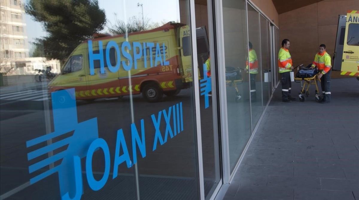 L'Hospital Joan XXIII de Tarragona investiga un polèmic vídeo de quatre infermeres
