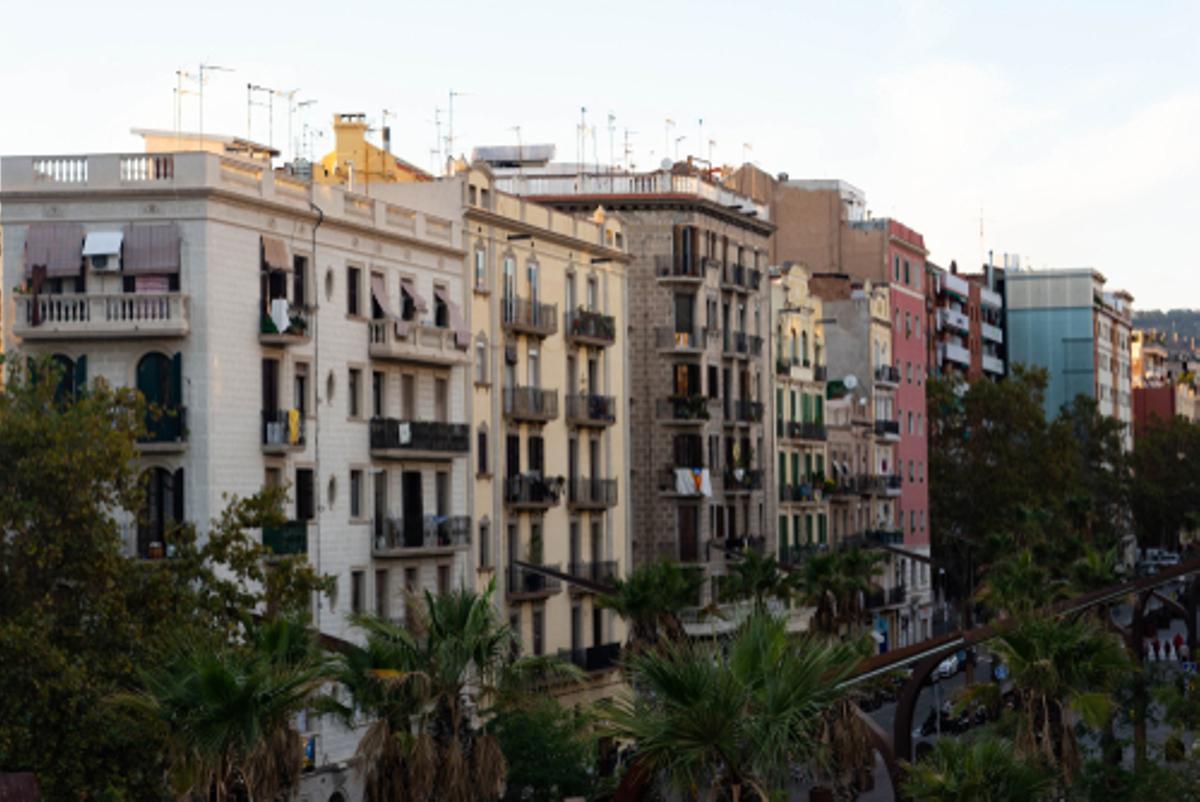 Así suben los precios del alquiler en Barcelona