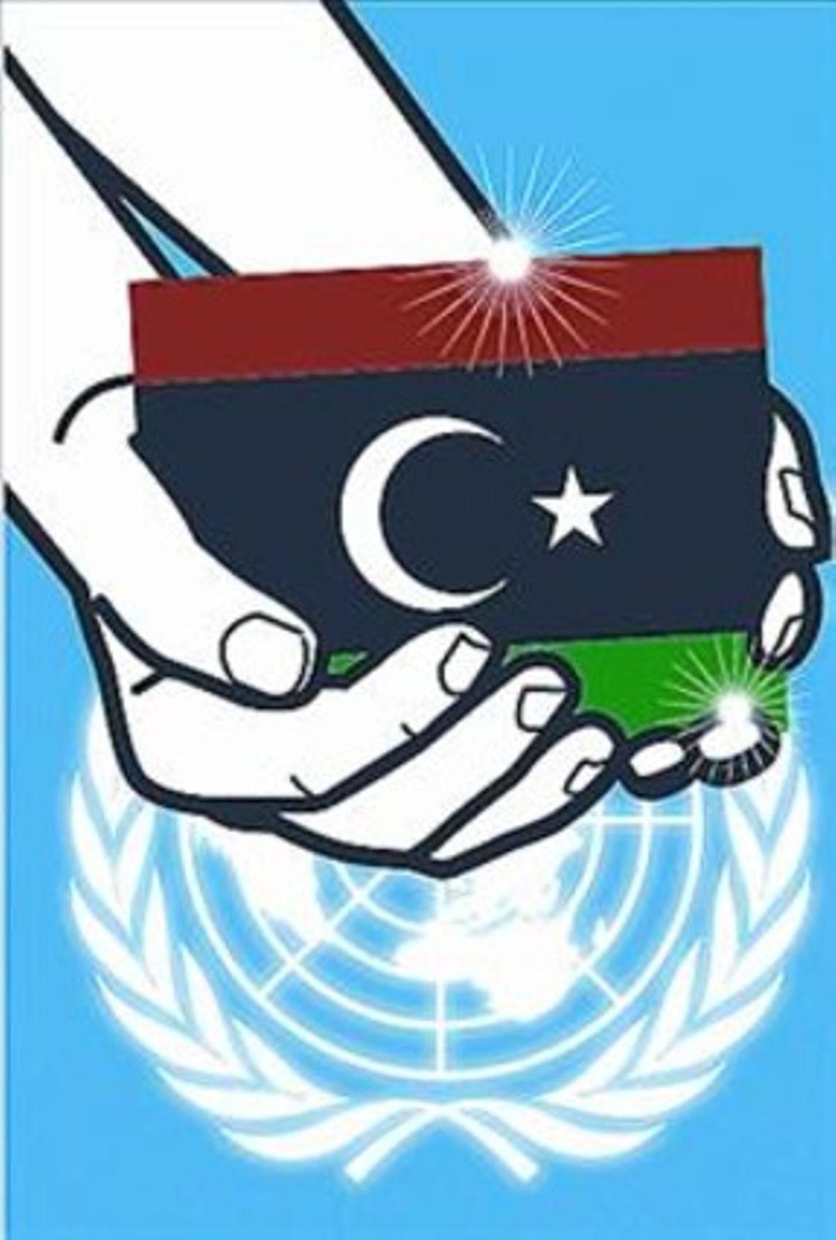 Libia camina hacia la transición