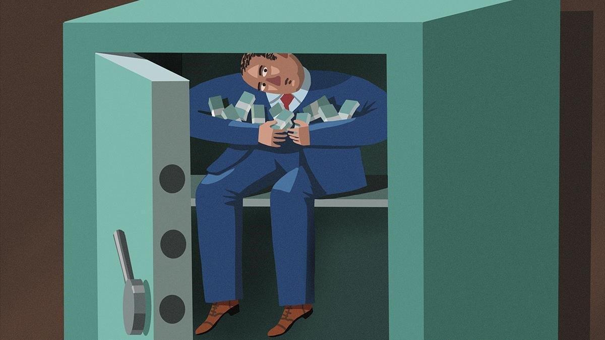 Por qué los ricos quieren vivir con miedo