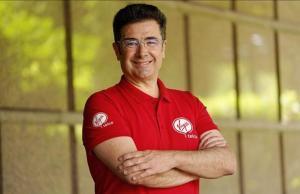 El consejero delegado de Euskaltel y Virgin telco, José Miguel García.