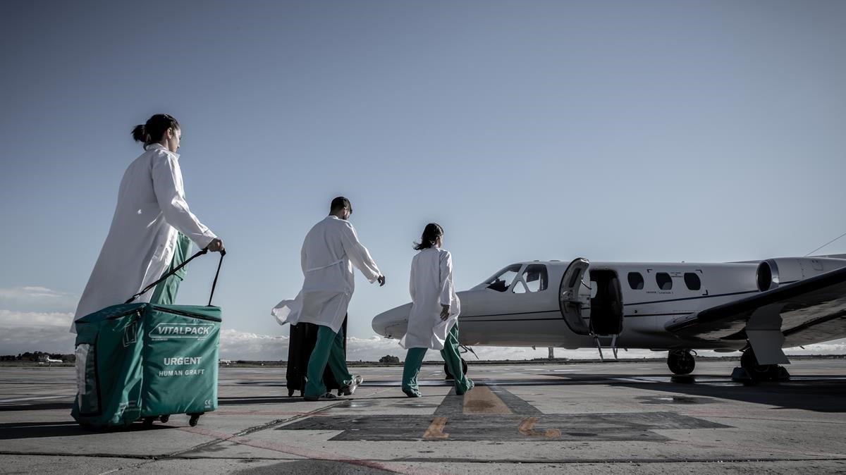 El programa de trasplante renal cruzado amplía las probabilidades de hallar un donante compatible entre ciudadanos de diversos países.