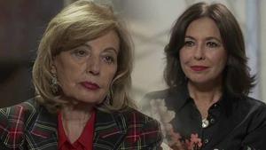 María Teresa Campos e Isabel Gemio