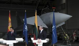 Sánchez ofereix suport als bàltics en la seva tensió amb Rússia i busca el seu suport a la frontera sud