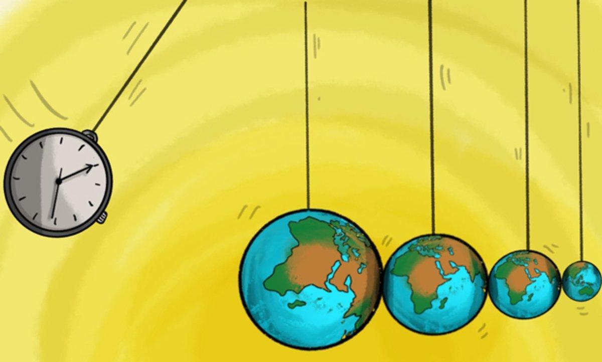 Quatre futurs per a la transició energètica