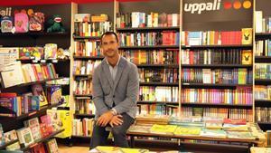 Javier Corral, director de expansion de Uppali, las tiendas franquiciadas de Abacus.