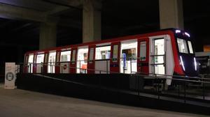 Así serán los nuevos vagones de las líneas 1 y 3 del metro de Barcelona.