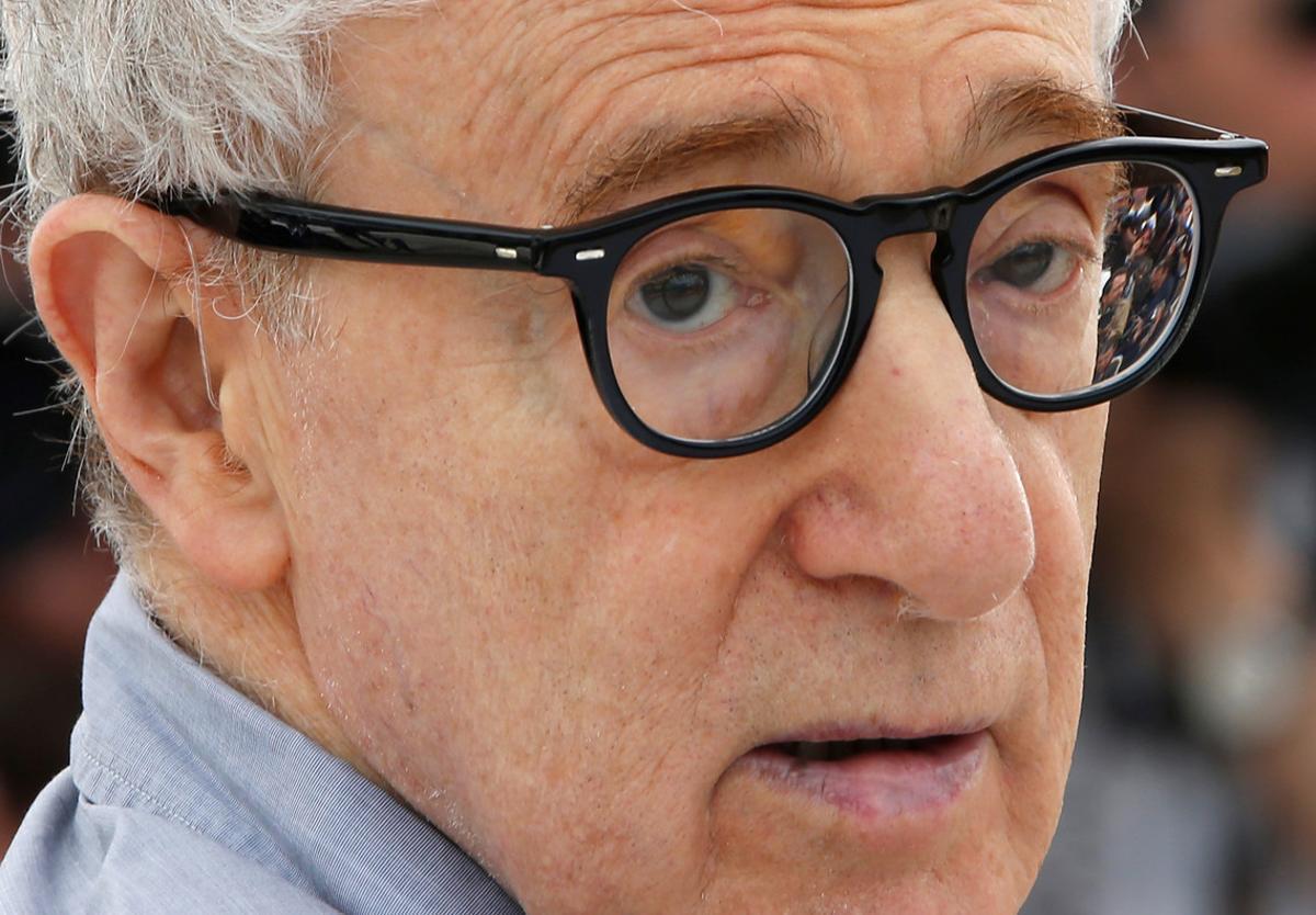 El cineasta Woody Allen, en una imagen del 2016 en Cannes.