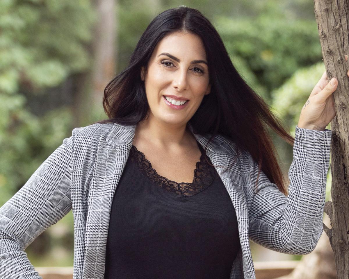 Tania García, autora de 'Hermanos'