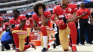 Nike entra en joc contra Trump