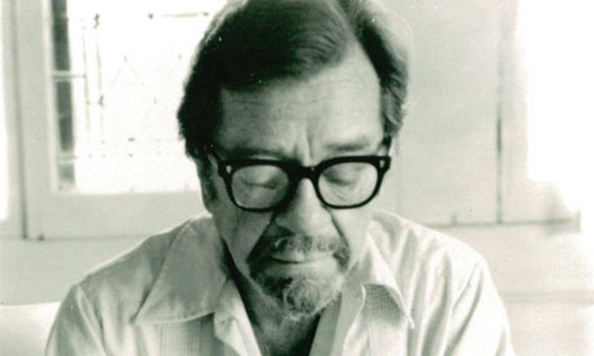 El escritor John Williams.