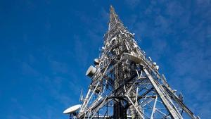 Torre de telecomunicaciones de Arqiva.