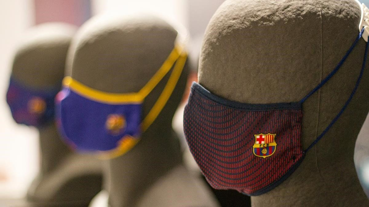 Abre la primera tienda de mascarillas de España en Barcelona