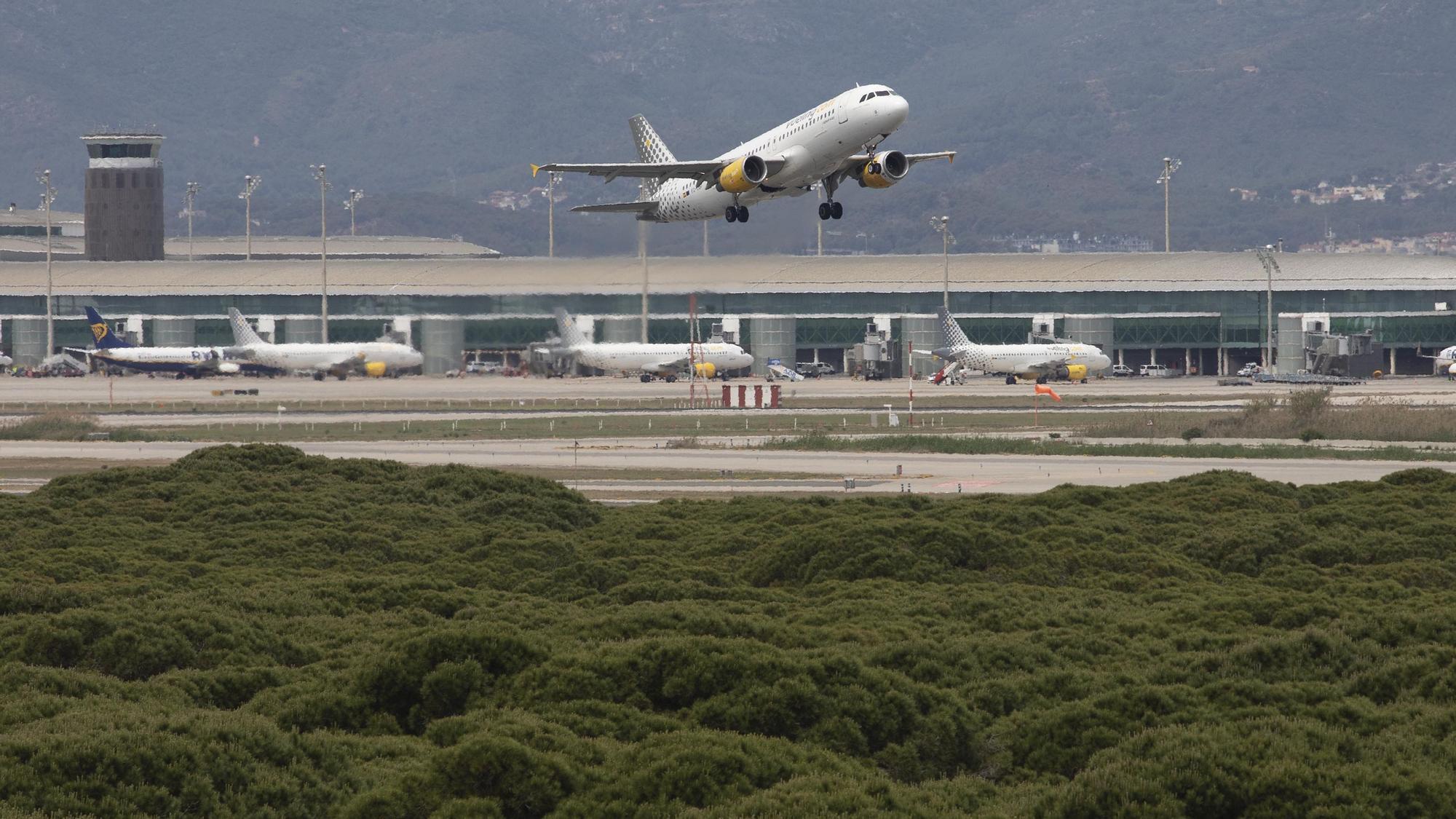 Ultimátum empresarial en favor de la ampliación del aeropuerto de Barcelona