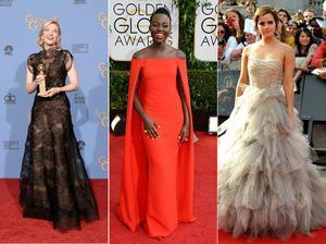 Cate Blanchett, Lupita Nyong'o i Emma Watson són tres de les actrius que més bévesteixen, segons la revista 'Vanity Fair'.