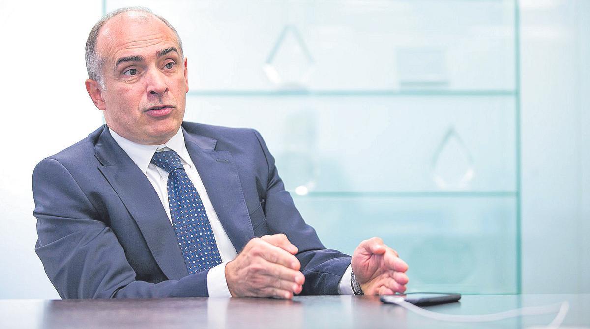 Emilio Ortiz, director de inversiones de Mutuactivos.