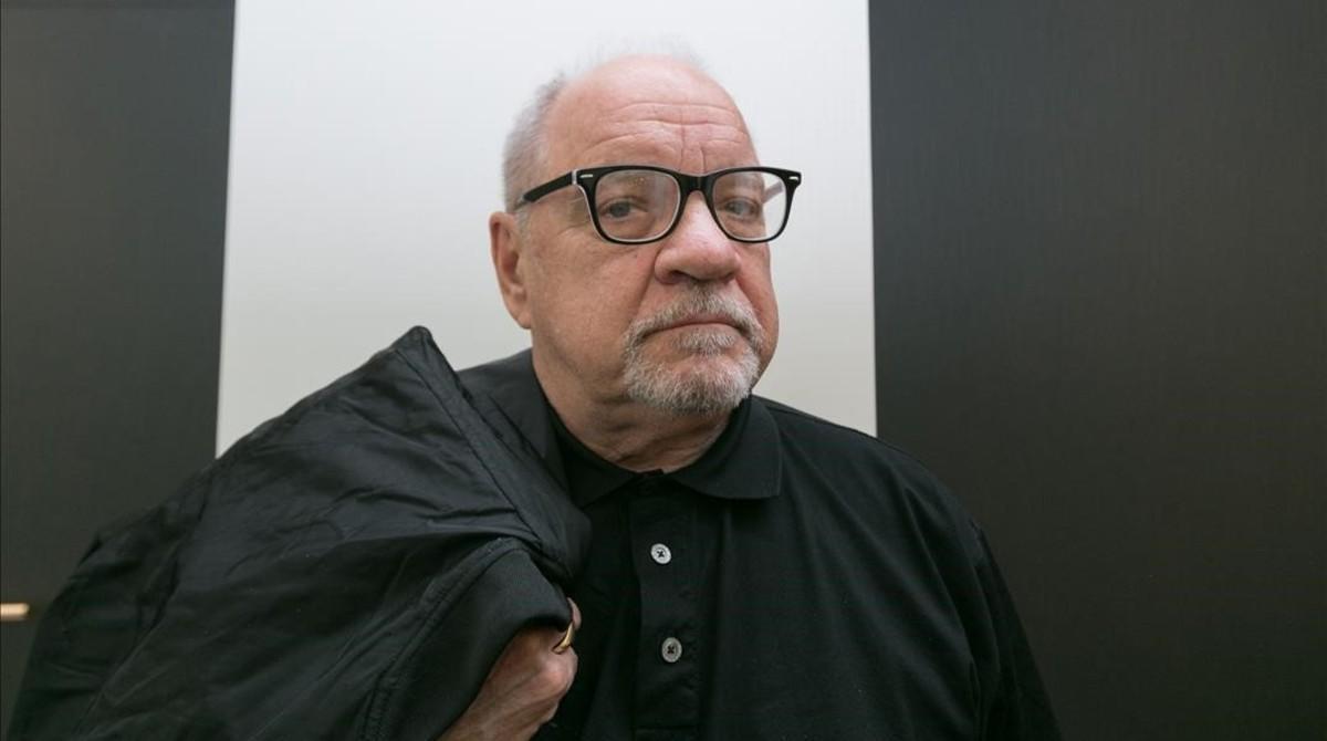 Paul Schrader, fotografiado en Sitges.