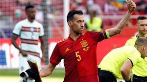 Eurocopa 2021. Luis Enrique confirma que Busquets serà a l'Eurocopa