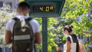 Així serà l'onada de calor que arribarà a tot Espanya aquest dijous