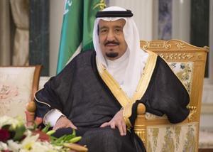 El rey de Arabia Saudí, Salman bin Abdulaziz al Saud.