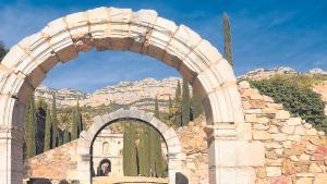 Los primeros vinos de Scala Dei son de 1260, año en el que los monjes crearon su propio 'Manual de plantar viñas'