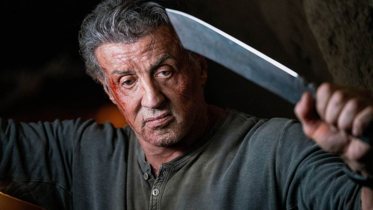 Estrenos de la semana Rambo: Last blood