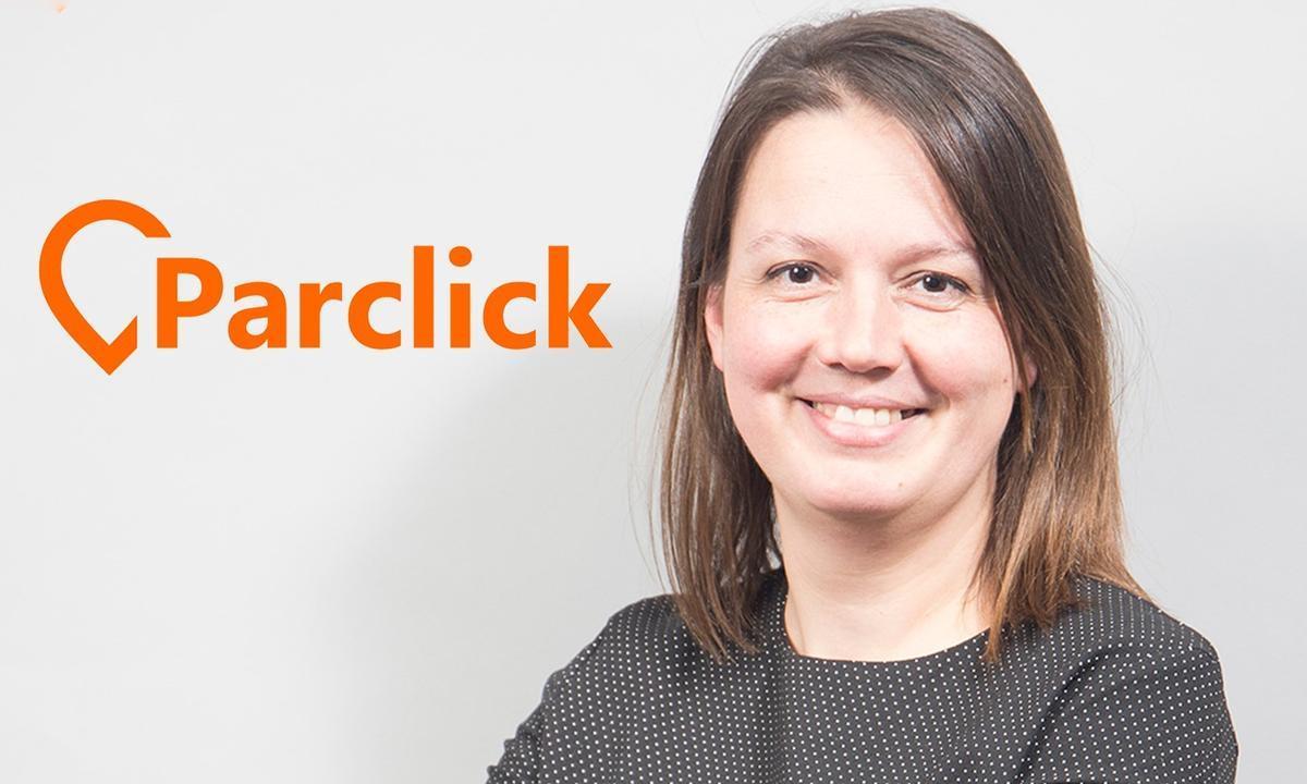 Natalia González, directora general de Parclick.