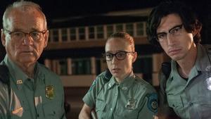 Bill Murray, Chloë Sevigny y Adam Driver, en 'Los muertos no mueren', de Jim Jarmusch