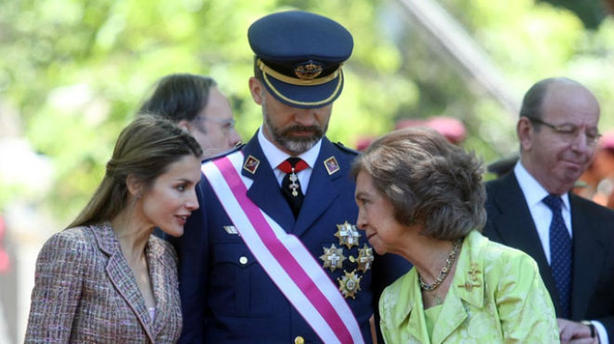 Gallardón ha anunciado la nueva norma, que afecta a la Reina y a los Príncipes de Asturias.
