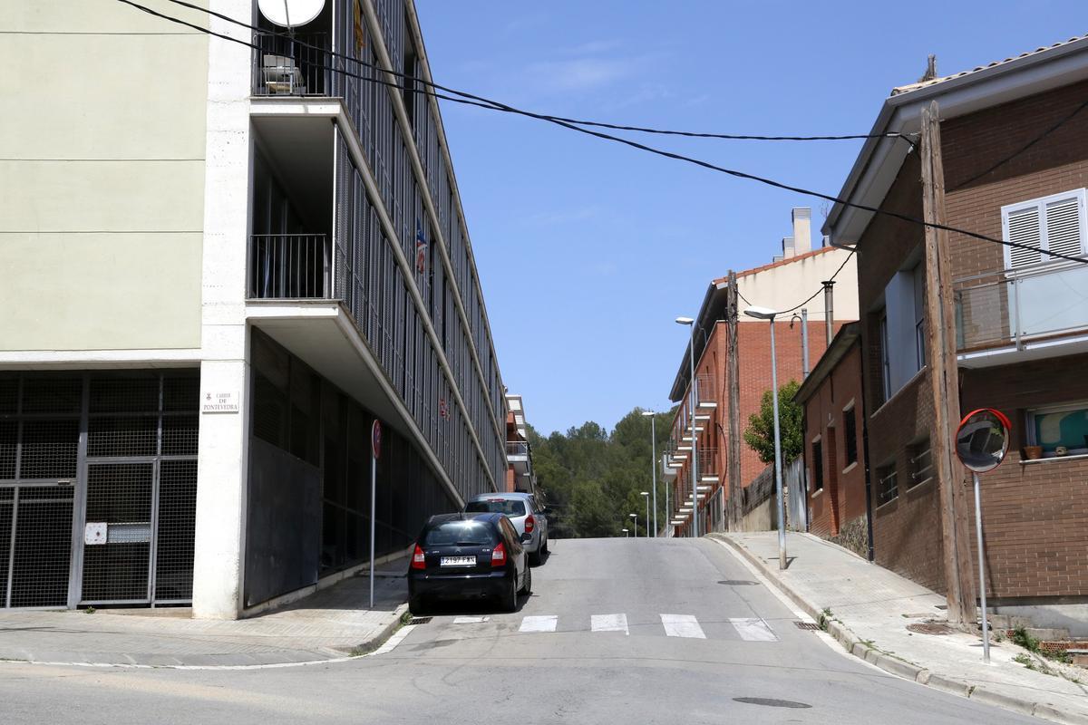 Imagen de archivo de la calle Palència de Rubí