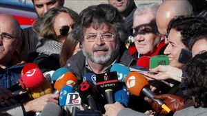 Antoni Castellà compara a los catalanes de la tercera via con judíos pronazis.