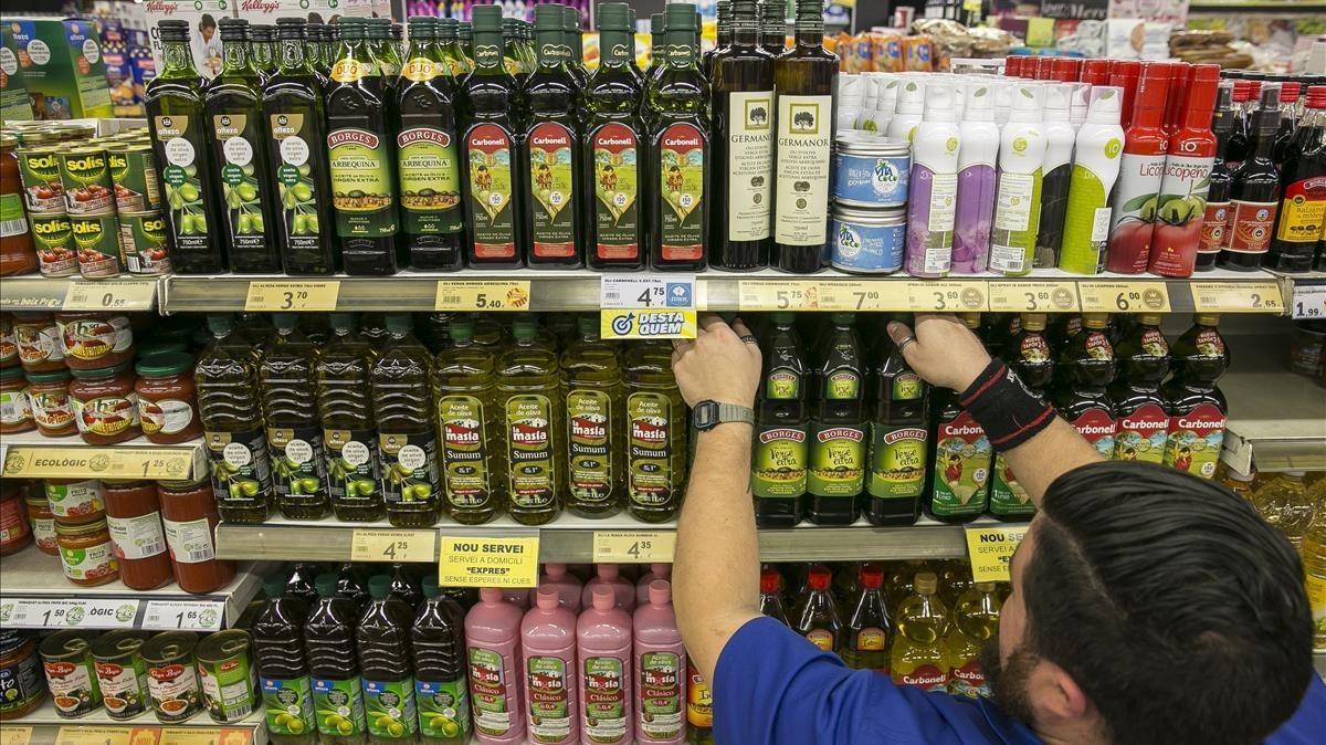 Els oliverers denuncien la venda a pèrdua de bona part de la producció