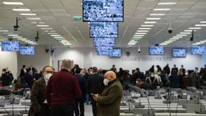 Arrenca a Itàlia el macroprocés contra 350 persones acusades de formar part de la màfia calabresa