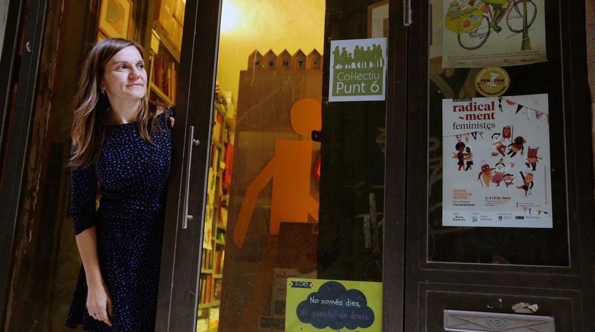 """Sara Ortiz Escalante: """"El urbanismo está pensado para el hombre que va en coche"""""""