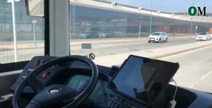Málaga ya disfruta del bus sin conductor