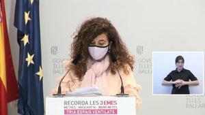 Baleares limita las reuniones sociales en Mallorca e Ibiza a un mismo núcleo de convivencia