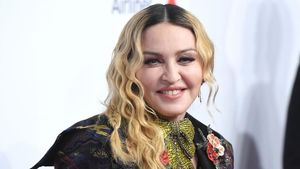 (FILES) In this file photo taken on December 9  2016 Madonna attends the Billboard Women in Music 2016 event in New York City  - Superstar singer Madonna has been censored on Instagram for spreading false information about a supposed cure for COVID-19 after she shared clips from a video also re-tweeted by Donald Trump  (Photo by ANGELA WEISS   AFP)