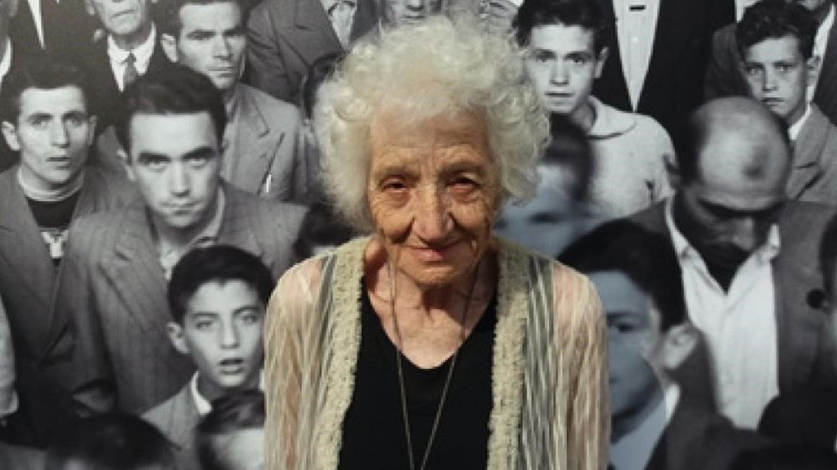 La fotógrafa y documentalista Cecilia Mangini.