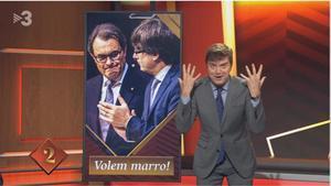 ¡Que Mas i Puigdemont es peguin!