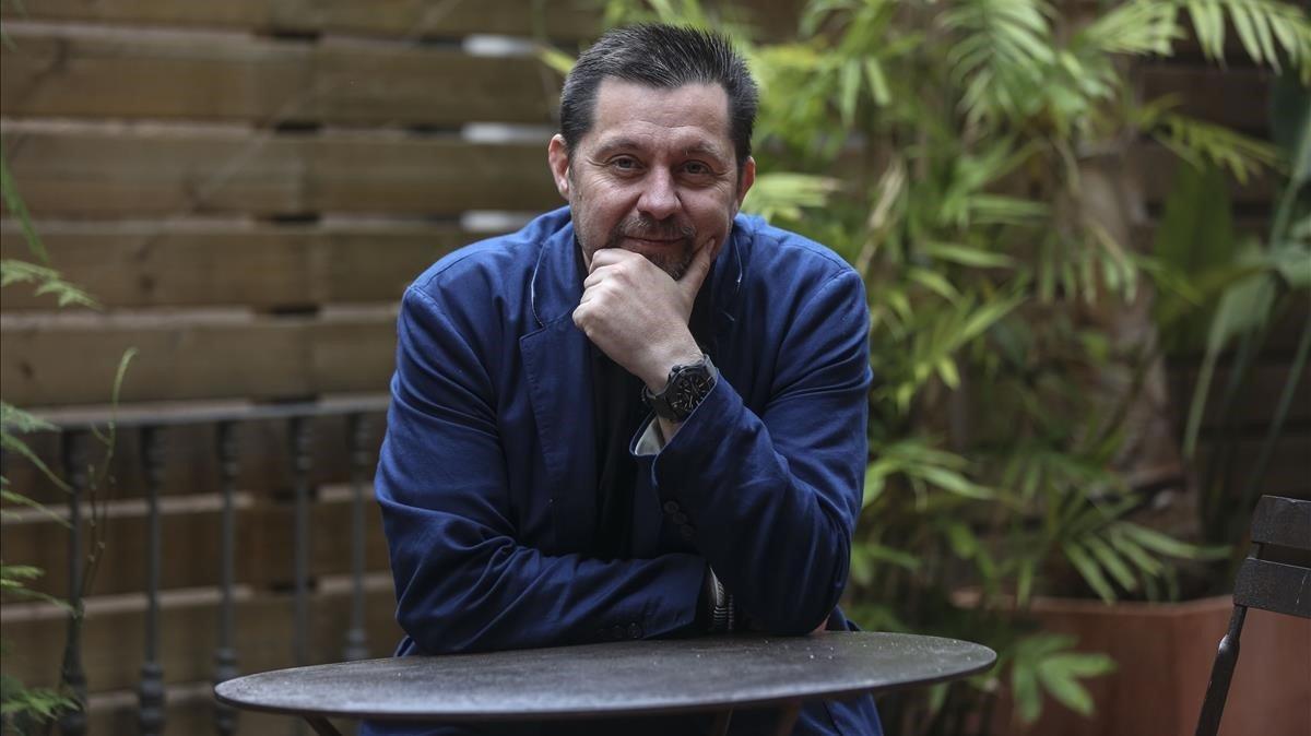 Ramón Campos.